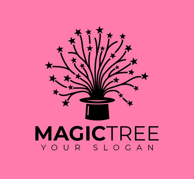 511-Magic-Tree-Stock-Logo