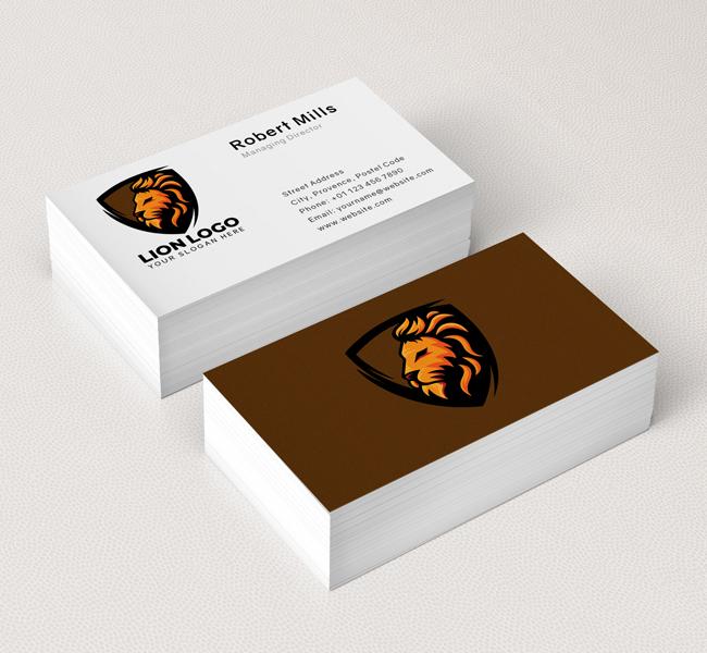 518-Lion-Business-Card-Mockup