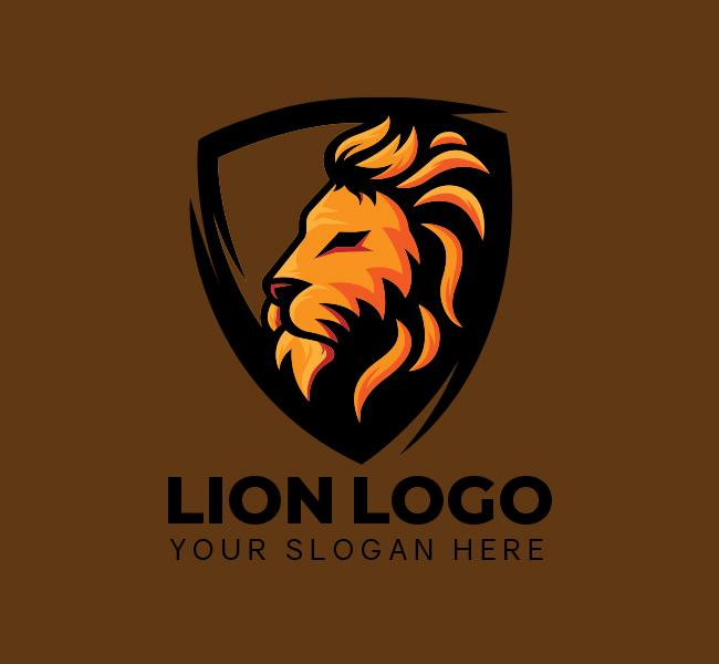 518-Lion-Start-up-Logo