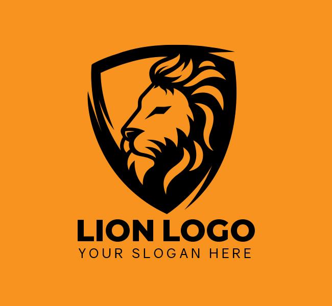 518-Lion-Stock-Logo