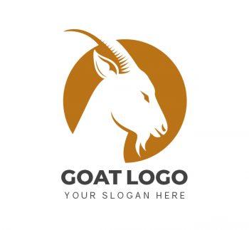 Goat Logo & Business Card