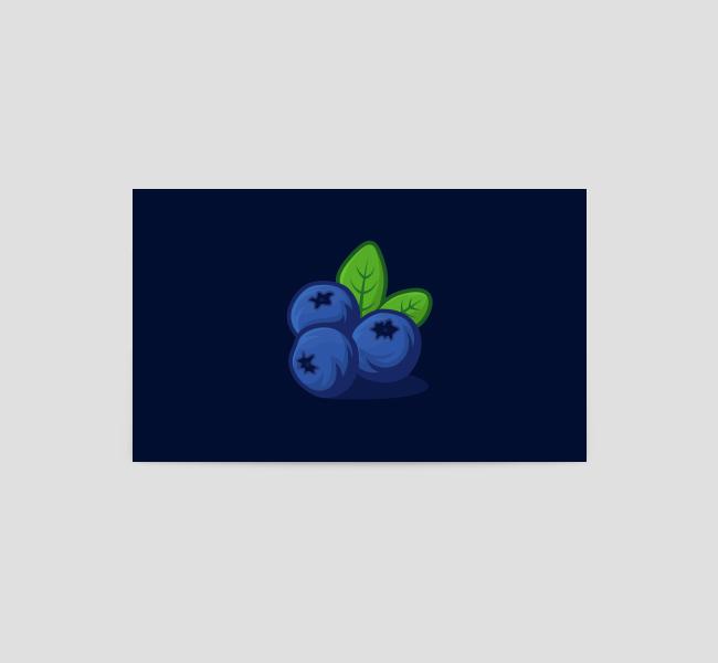 523-Blueberry-Logo-Business-Card-Back