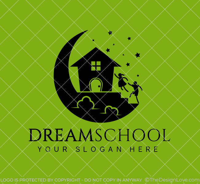 524-Dream-Preschool-Start-up-Logo