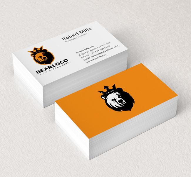 525-King-Bear-Business-Card-Mockup