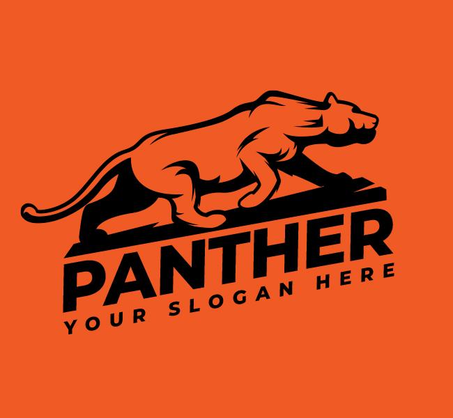 529-Panther-Stock-Logo
