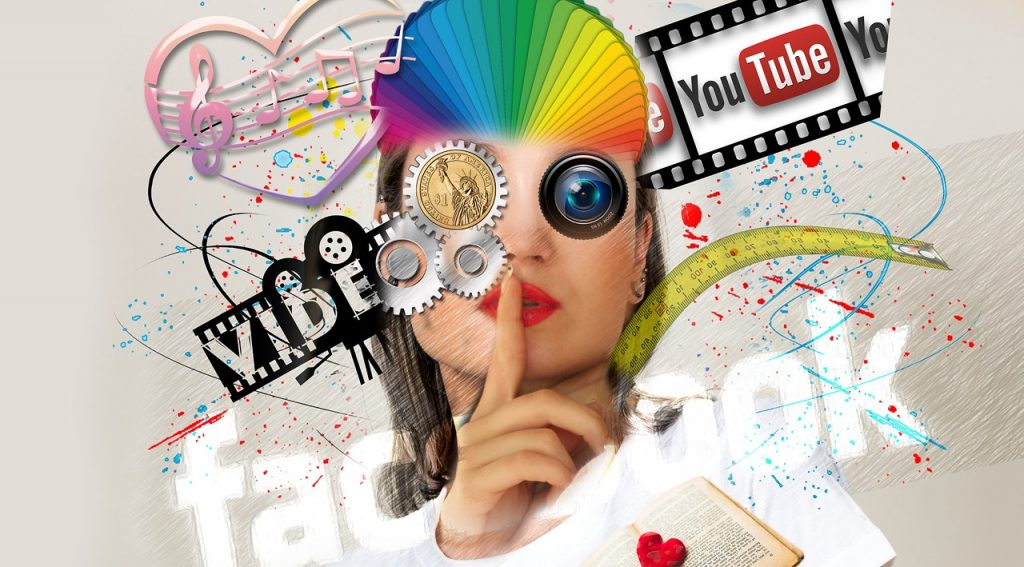 Ways to Tie Your Social Media Presence to Your Art Website