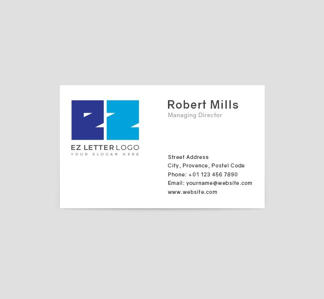 508-EZ-Letter-Business-Card-Front
