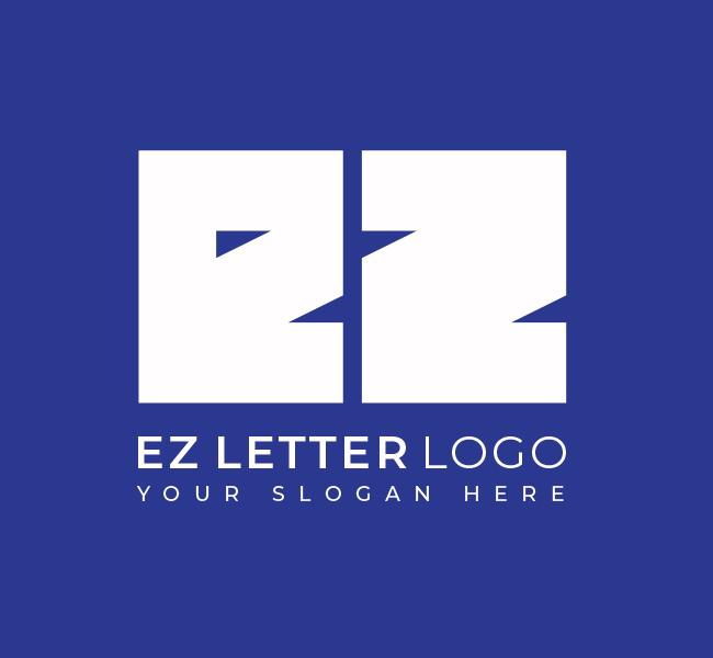 508-EZ-Letter-Pre-Designed-Logo