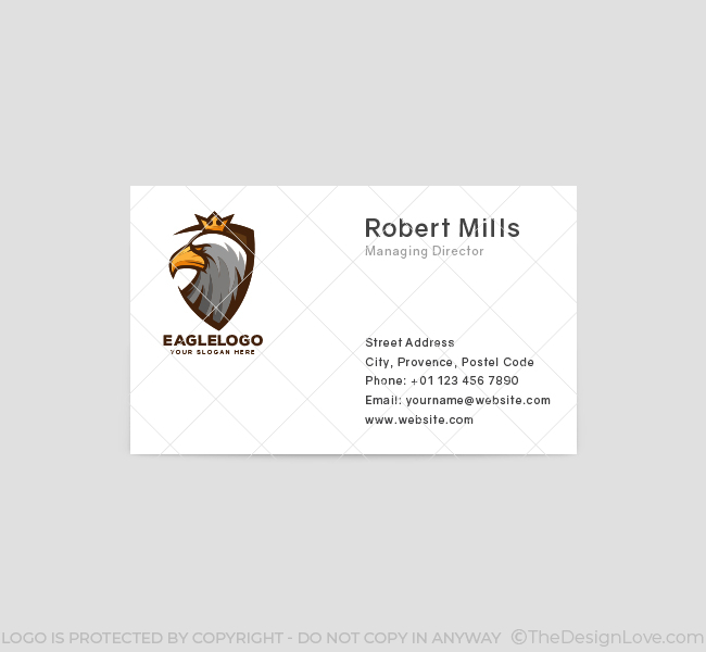 Eagle-Shield-Business-Card-Front