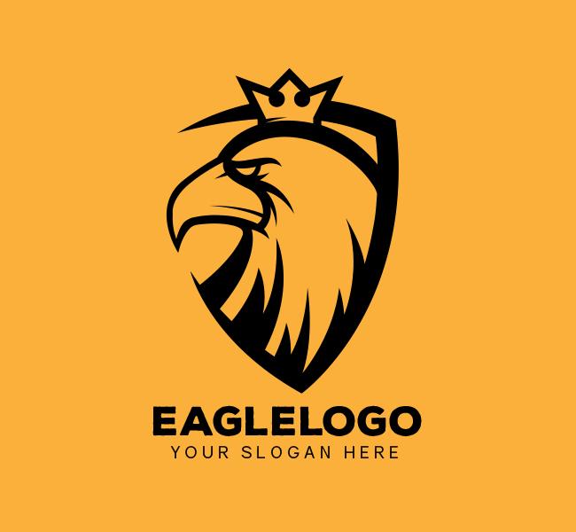 Eagle-Shield-Stock-Logo