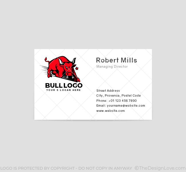 532-Bull-Business-Card-Front