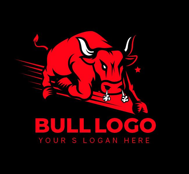 532-Bull-Start-up-Logo