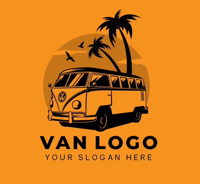 533-Van-Travel-Start-up-Logo