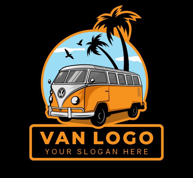 533-Van-Travel-Stock-Logo
