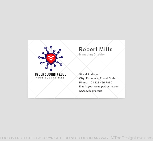 534-Cyber-Security-Business-Card-Front