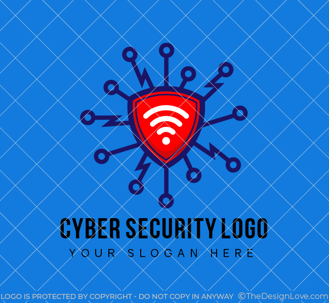 534-Cyber-Security-Stock-Logo