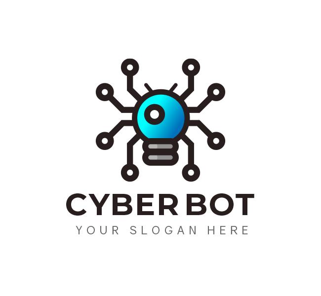 Cyber-Bot-Logo