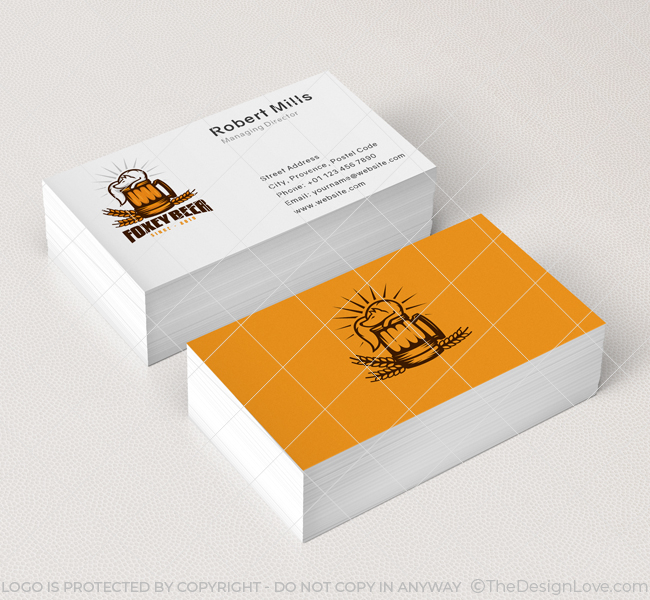 539-Fox-Beer-Business-Card-Mockup
