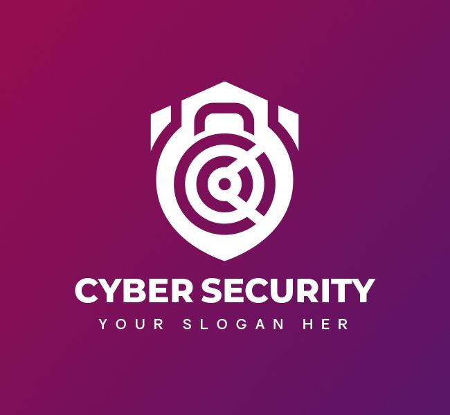 540-Cyber-Security-Pre-Designed-Logo