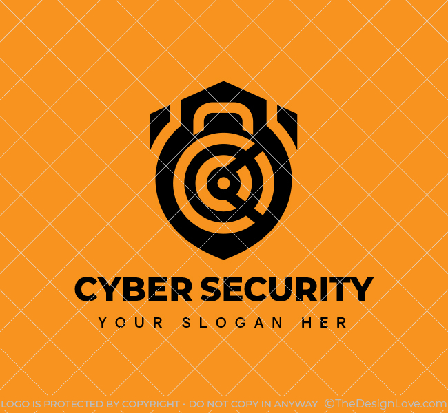 Cyber-Security-Start-up-Logo