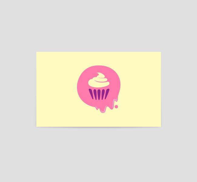 542-Elegant-Cupcake-Business-Card-Back