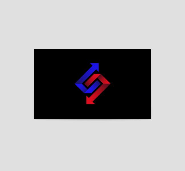 544-Stock-Market-Business-Card-Back