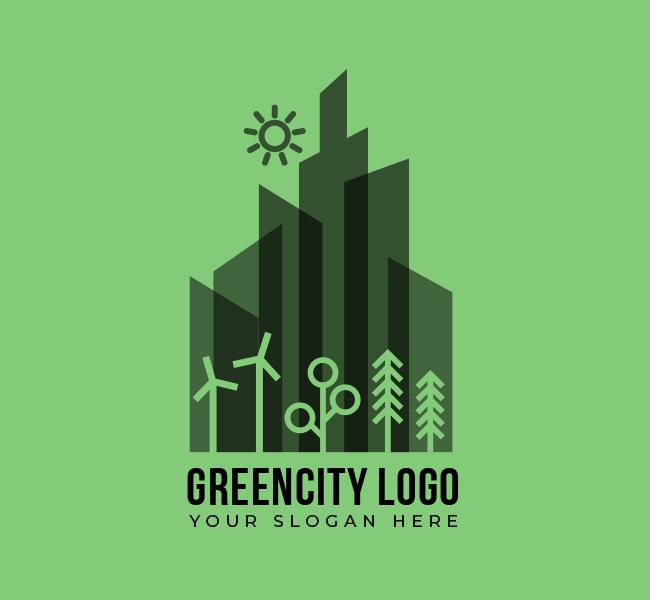 545-Green-City-Start-up-Logo
