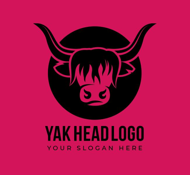 547-Yak-Head-Start-up-Logo