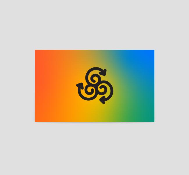 549-Three-Arrow-Business-Card-Back