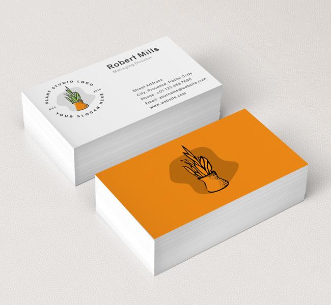 552-Plant-Decor-Business-Card-Mockup