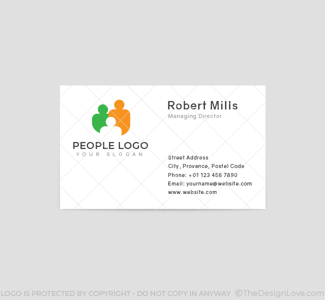 554-People-Business-Card-Front