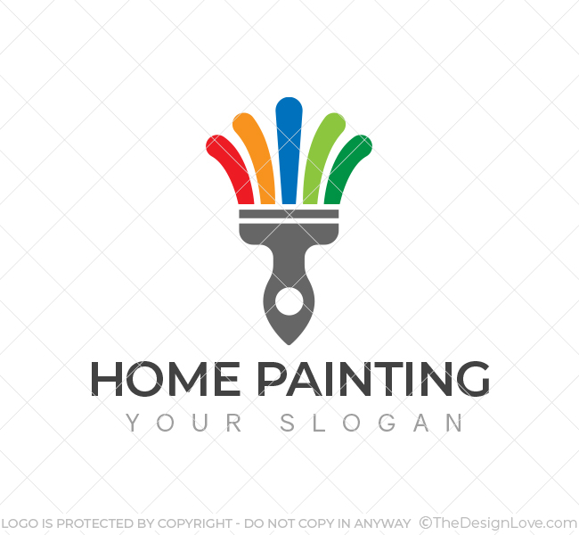 Home-Painting-Logo