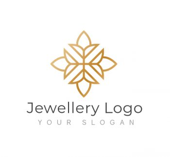 Simple Jewellery Logo & Business Card
