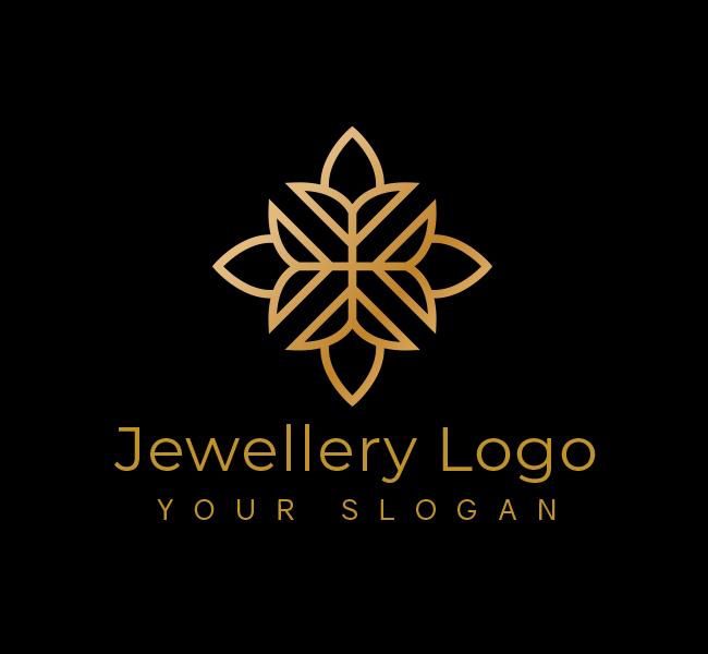 564-Simple-Jewellery-Stock-Logo