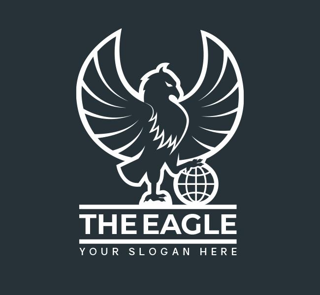 Premium-Eagle-Pre-Designed-Logo