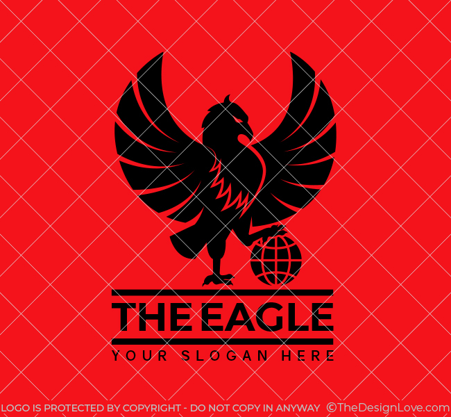 Premium-Eagle-Start-up-Logo