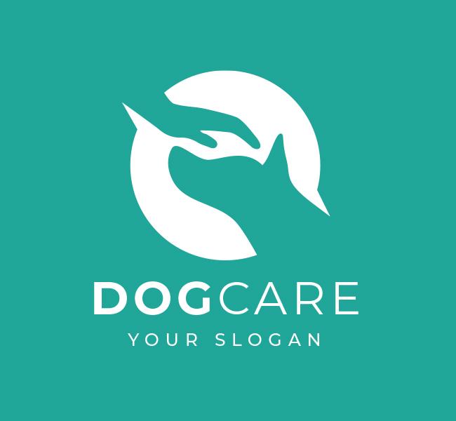 Dog-Adoption-Pre-Designed-Logo