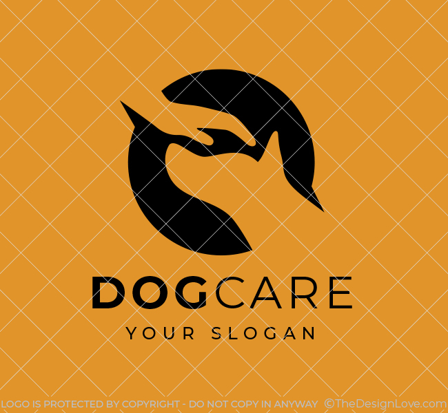Dog-Adoption-Start-up-Logo