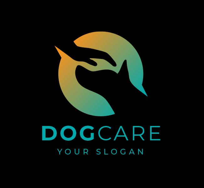 Dog-Adoption-Stock-Logo