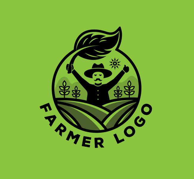 590-Farmer-Logo-Start-up-Logo