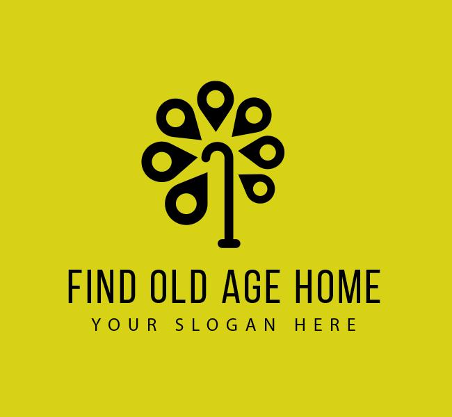 570-Find-Old-Age-Home-Start-up-Logo