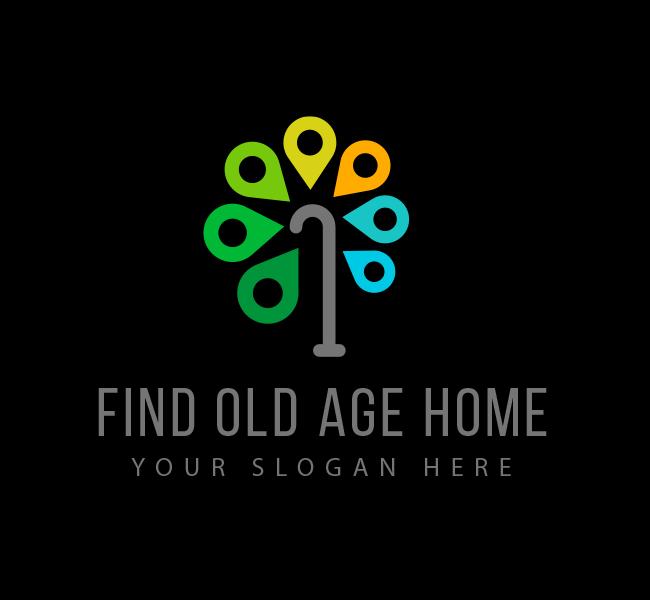 570-Find-Old-Age-HomeStock-Logo