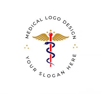 Medical Logo & Business Card Template