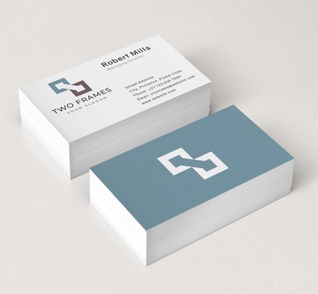582-Frame-Business-Card-Mockup