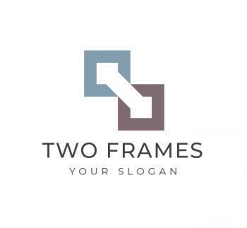 Frame Logo & Business Card