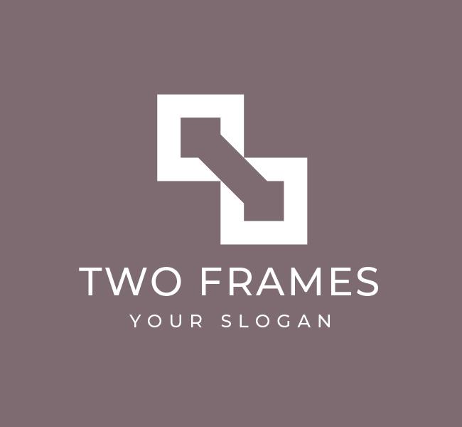 582-Frame-Pre-Designed-Logo