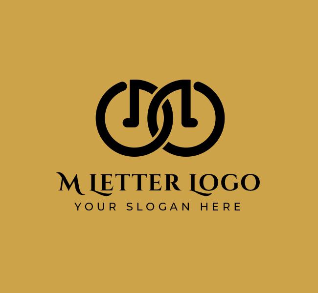 583-M-Letter-Start-up-Logo