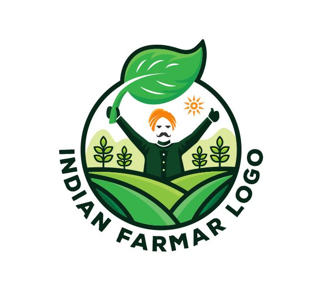 Indian-Farmer-Logo