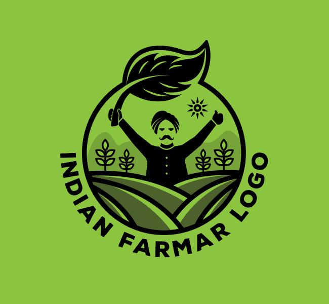591-Indian-Farmer-Start-up-Logo