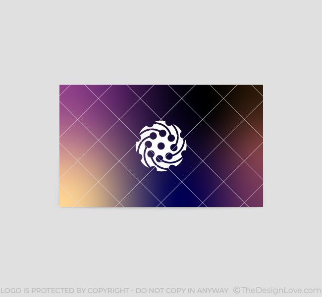 598-Circle-Data-Science-Business-Card-Back